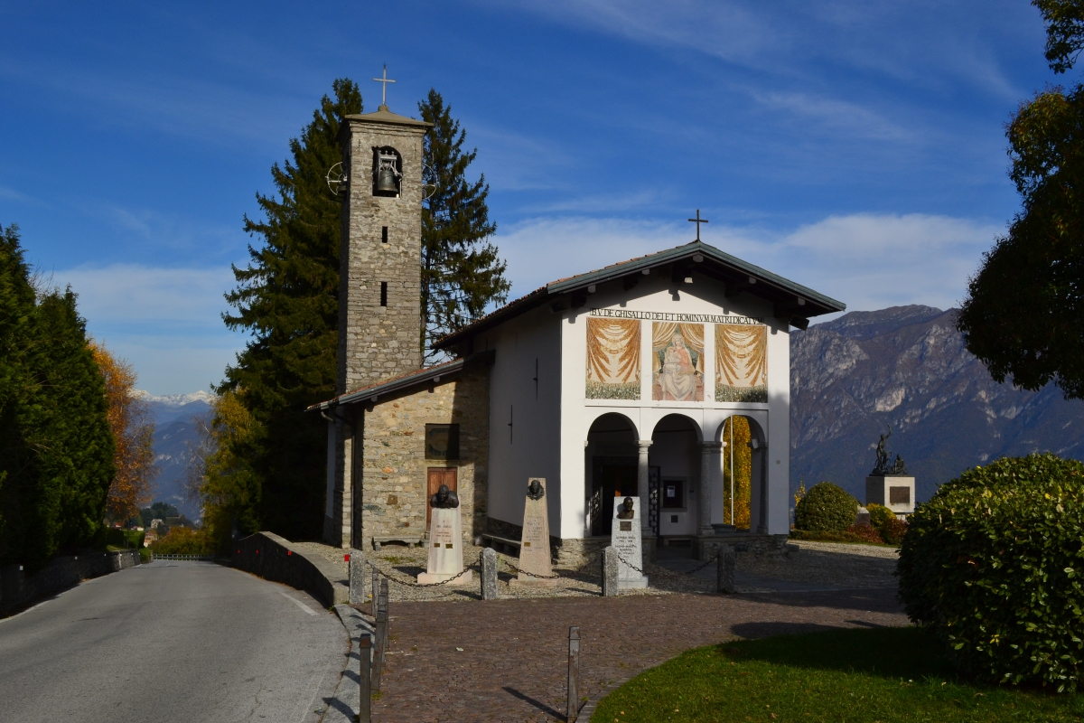 A Virtual Tour of the Madonna del Ghisallo