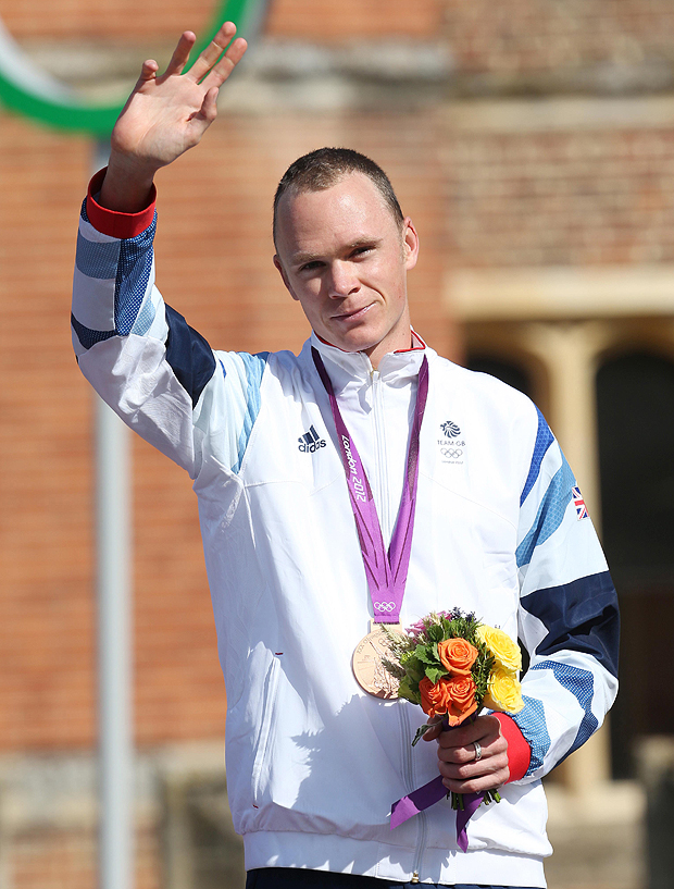 Christopher-Froome-Bronze-medal-cycling-London-2012-Olympics