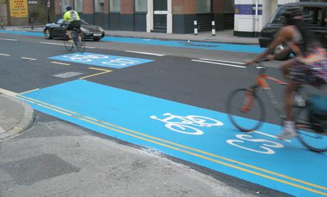 LondonCycleSuperHighway