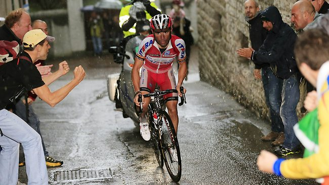 Rodriguez defined Katusha's year