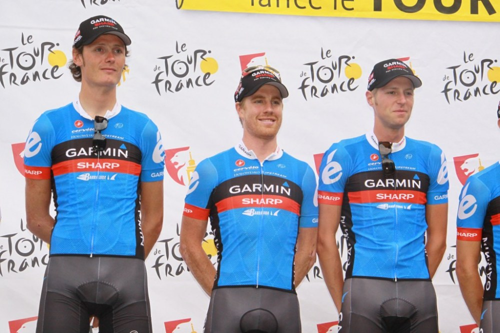 The old guard of Garmin