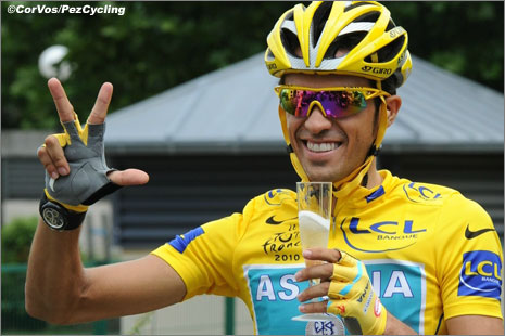 What Saxo would like to see in 2013 (Although Alberto will probably put up 4 fingers)