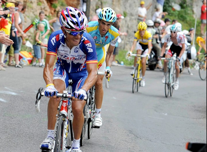 Can Rodriguez beat Contador et all at the Tour?