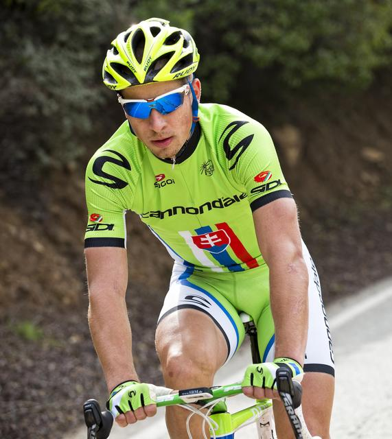 Cannondale's marketable 'Terminator' got his name not because he destroys the opposition, but because he destroyed bikes as a BMX rider. The ultimate test rider?