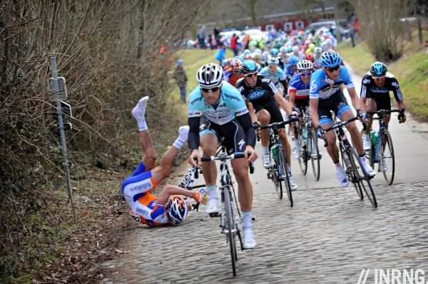 Cobbles mean action.