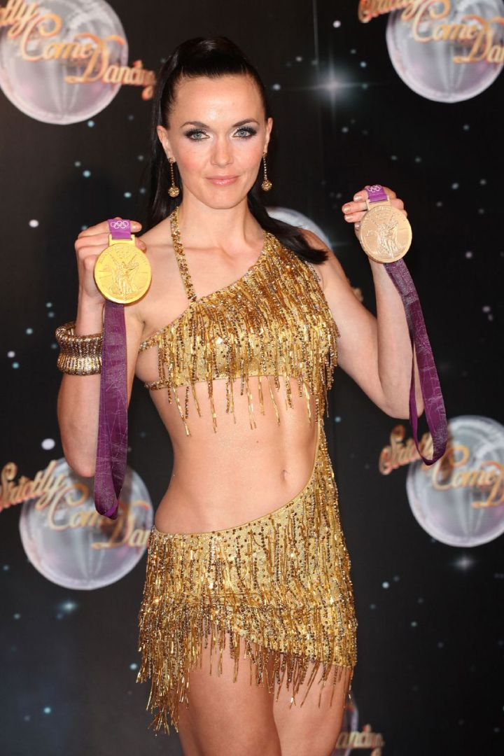 Victoria-Pendleton-Strictly-Come-Dancing-Launch-in-London-4