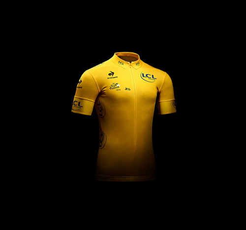 the le coq sportif yellow jersey The 2012 Yellow jersey c9c0a3441