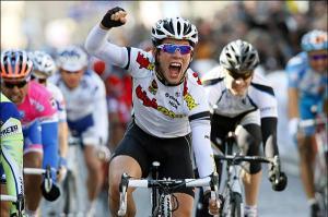 3A De Panne - De Panne  -  Mark Cavendish (High Road)