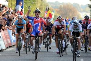 WORLD CHAMPIONSHIPS - MENS ROAD RACE