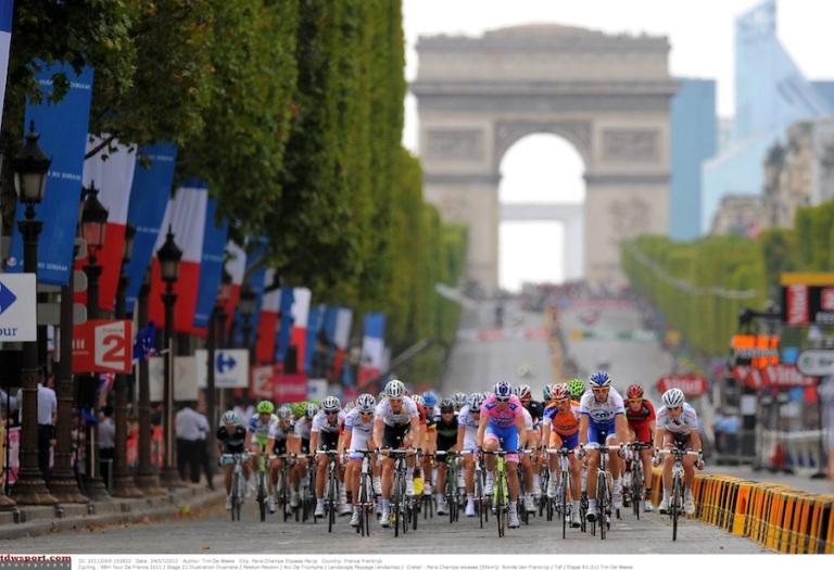 Cycling : 98th Tour de France 2011 / Stage 21