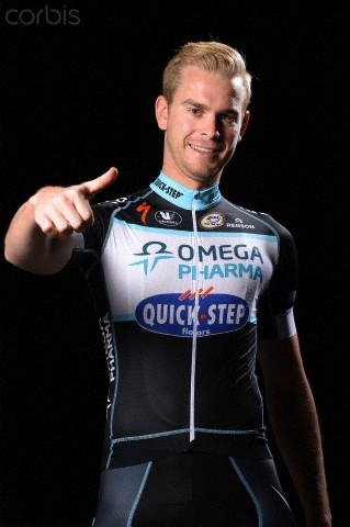 Cycling: Team OPQS NEW 2014 jersey