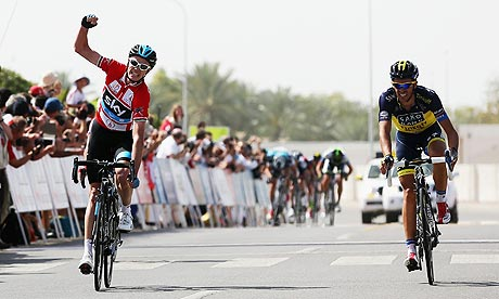 Tour of Oman - Day Five