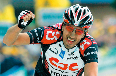 Cyling - Paris-Roubaix - Fabian Cancelara