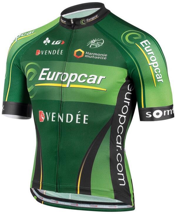 2014 Team Previews Europcar Sicycle