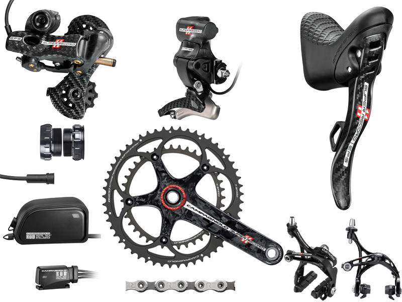 Long Term Review: Campagnolo Record EPS