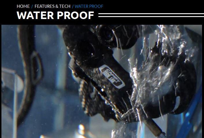 eps waterproof