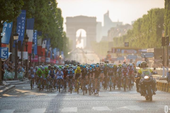Tour de France 2013 - Stage 21 - 133.5KM - Versailles to Paris Champs Elysees