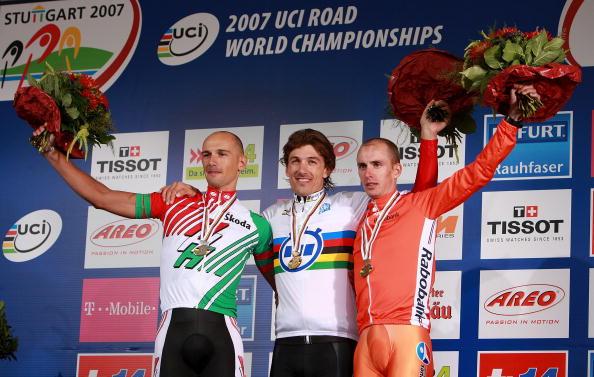 UCI Road World Championships 2007 - Day 2