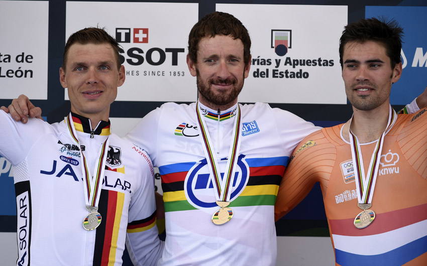 World Road Championships - Mens TT