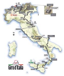 Giro2008map