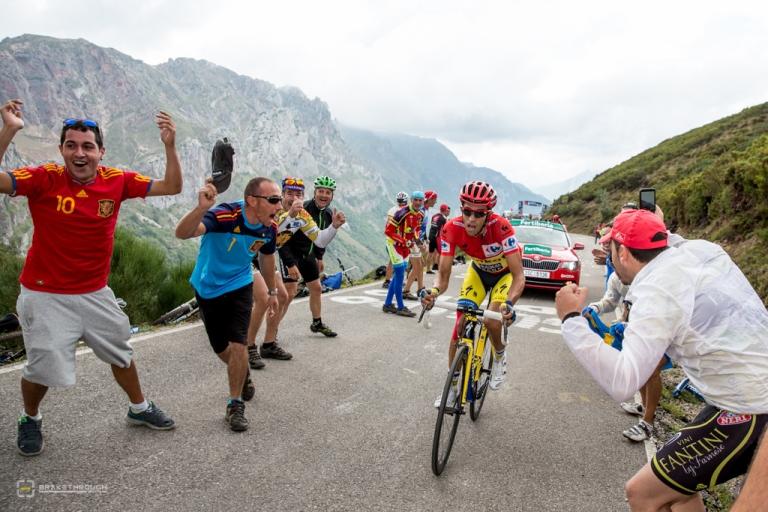 2014 Vuelta a España: Stage 16