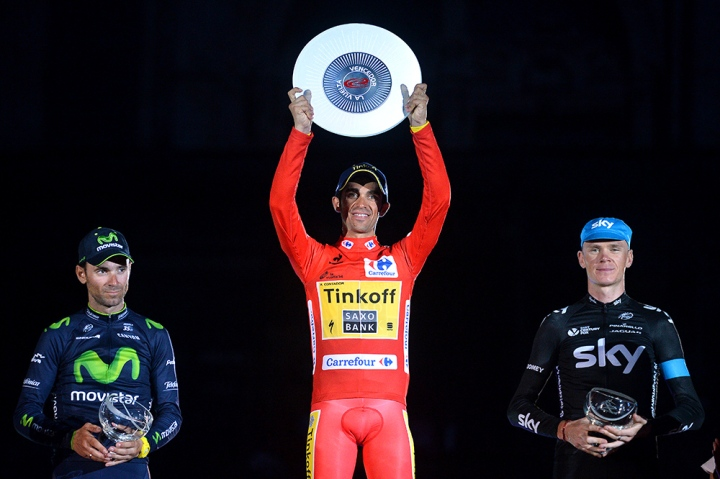 Cycling: 69th Tour of Spain 2014 / Stage 21