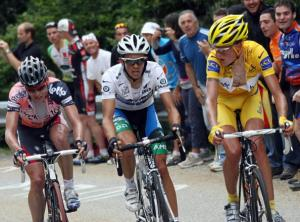 Spain?s Alberto Contador (Discovery Chan