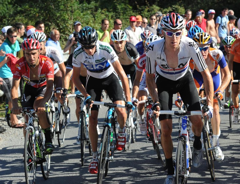 TOUR OF SPAIN - STAGE NINETEEN