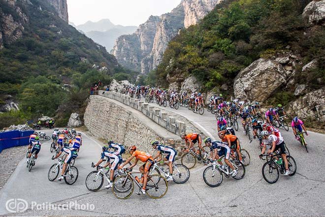 The Tour of Beijing - pretty in parts, but a political football