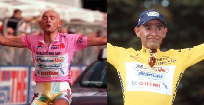 Pantani remains the last man to do the double