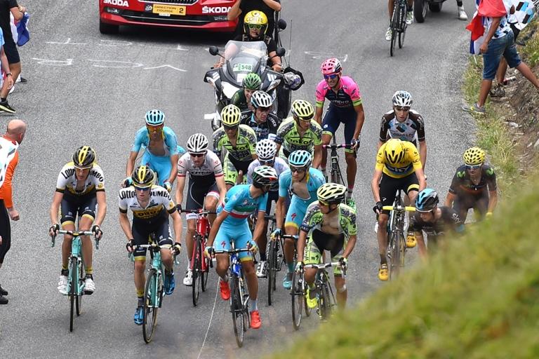 2015 Tour de France, stage 19: Nibali checks on Froome