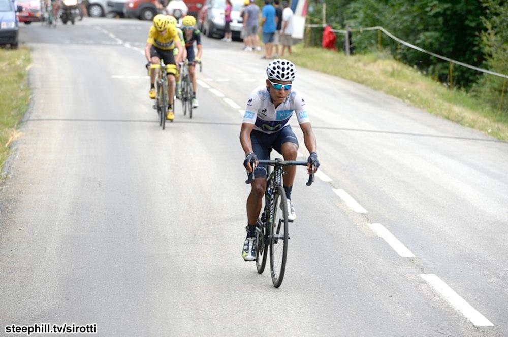 2015, Tour de France, tappa 19 Saint Jean de Maurienne - La Toussuire, Movistar 2015, Quintana Rojas Nairo Alexander, La Toussuire