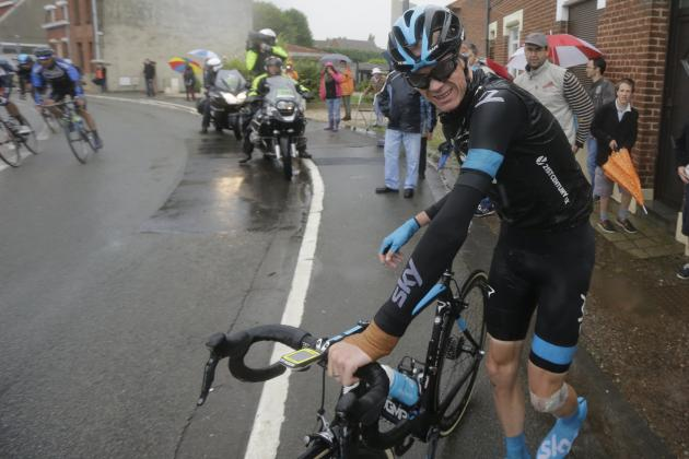 Chris Froome joined a reasonably long and illustrious list of riders who have abandoned the Tour having won the previous year.