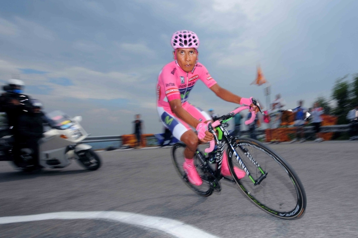 Quintana turned his attention to the Tour rather than returning to the Giro