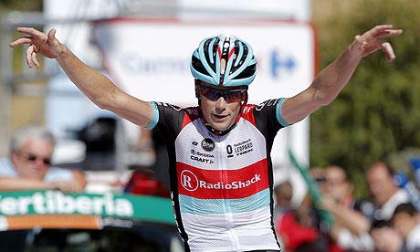 Chris Horner Vuelta