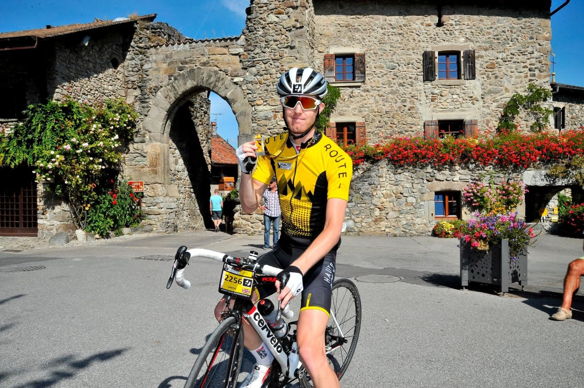 Inside the Haute Route - Racing the Alps 2016